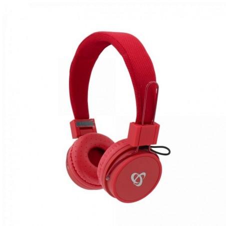 Sbox Bluetooth koptelefoon HS-BT-890R - Rood