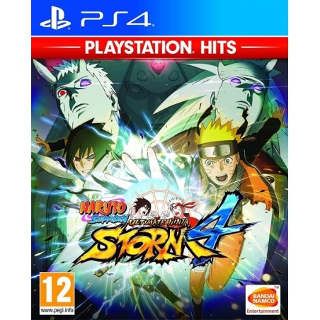 NARUTO SHIPPUDEN: ULTIMATE NINJA STORM 4 (PLAYSTATION HITS) - Playstation 4