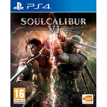 SOULCALIBUR 6 - Playstation 4