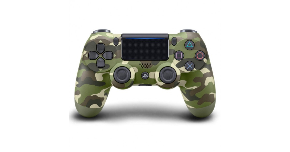 Sony PS4 Dualshock V2 Wireless Controller Camouflage