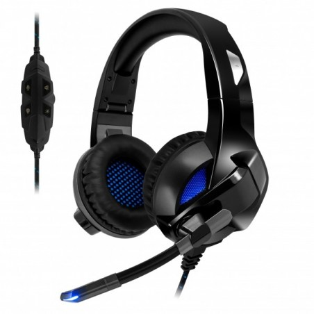 Spirit of Gamer EXPERT-H300 7.1 surround sound gaming headset-USB
