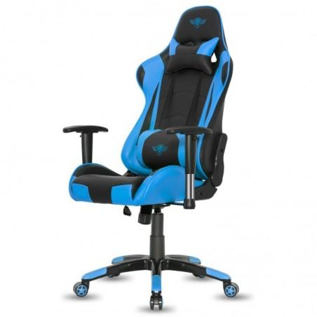 Spirit of Gamer - Demon Gaming Stoel - Blauw