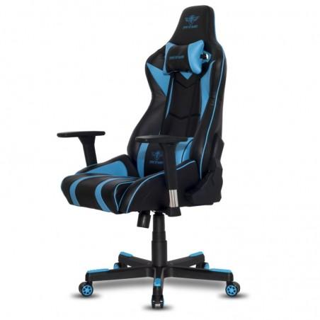 Spirit of Gamer - Viper Gaming Stoel - Blauw