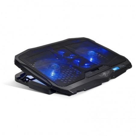 Spirit of Gamer - Laptop Cooling pad - Koeler Blade 600 - tot 17 inch - blauw