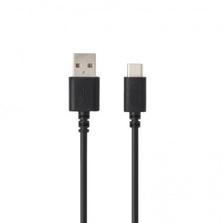 Under Control - Oplaad kabel - Type C - 2A - Zwart