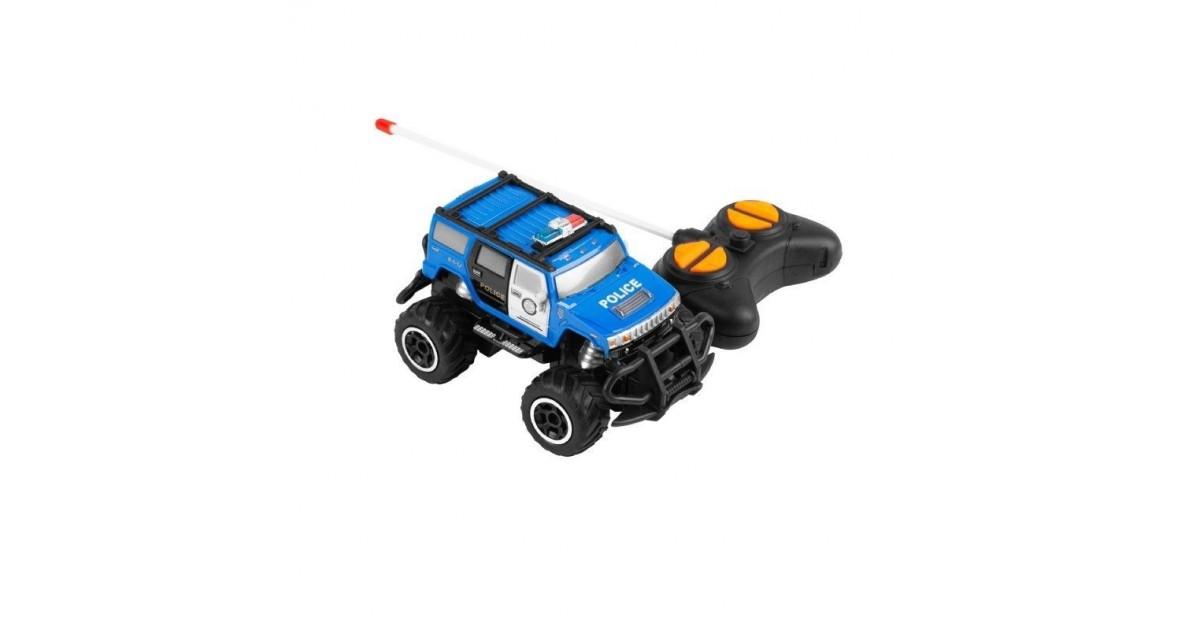 RC CAR UGO POLICE CAR 1:43 10KM/H