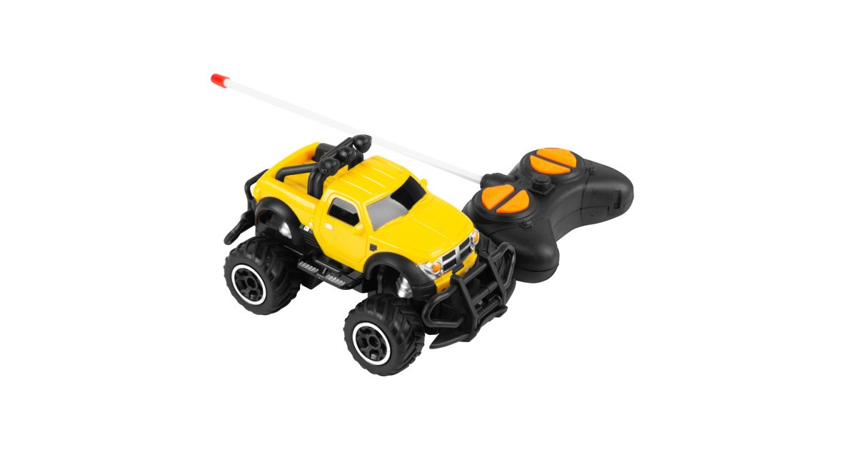 RC CAR UGO MONSTER TRUCK 1:43 10KM/H