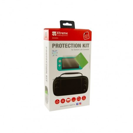 Switch Lite Protection Kit - zwart