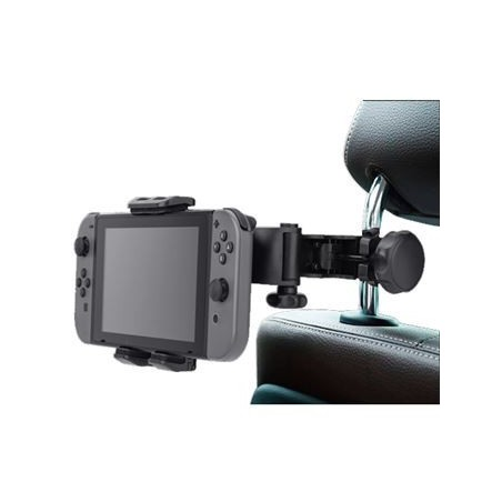 Nintendo Switch Auto houder - Ook geschikt voor smartphones en tablets (7-12 inch)