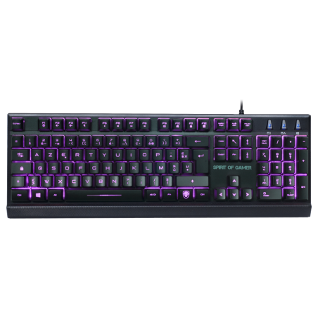 Spirit of Gamer - Gaming Toetsenbord Elite K-10 - Qwerty - Membraan
