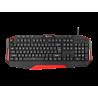 Genesis Rhod 220 - Gaming toetsenbord - US Layout