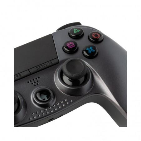 PlayStation4 draadloze controller met koptelefoon aansluiting - Dark Silver