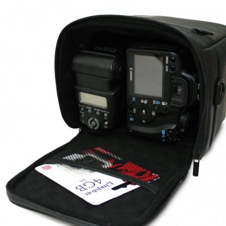 Rivacase 1511 (LRPU) Antishock SLR Case black