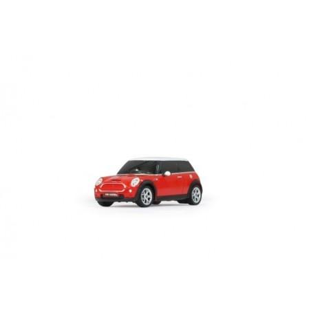 Jamara Mini Cooper S 1:24 rood