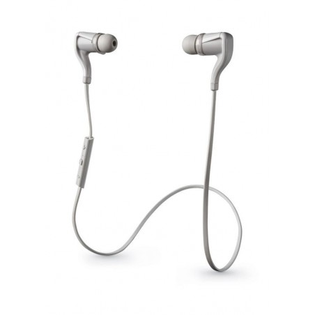 Plantronics Backbeat Go2 Draadloze In-Ear Koptelefoon - Wit