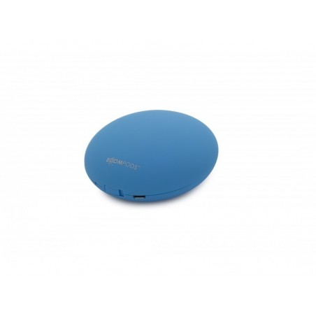 Boompads Downdraft - Bluetooth speaker - Blauw