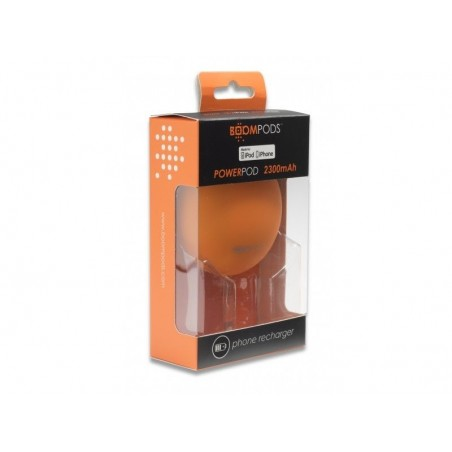 Boompods Power Banks 2300mAh Powerpod iphone  5/5s/5c - Oranje