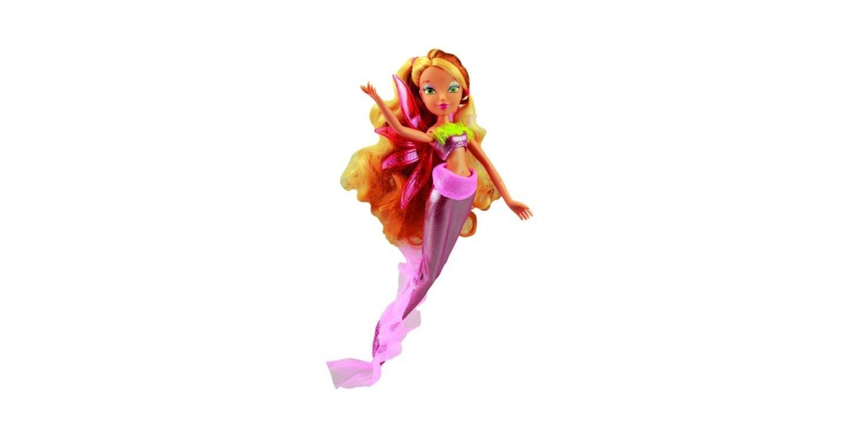 Winx Club - Pop Magic Ocean Flora 30 cm