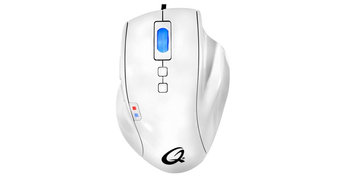 QPAD OM-75 Pro Gaming Optische Muis