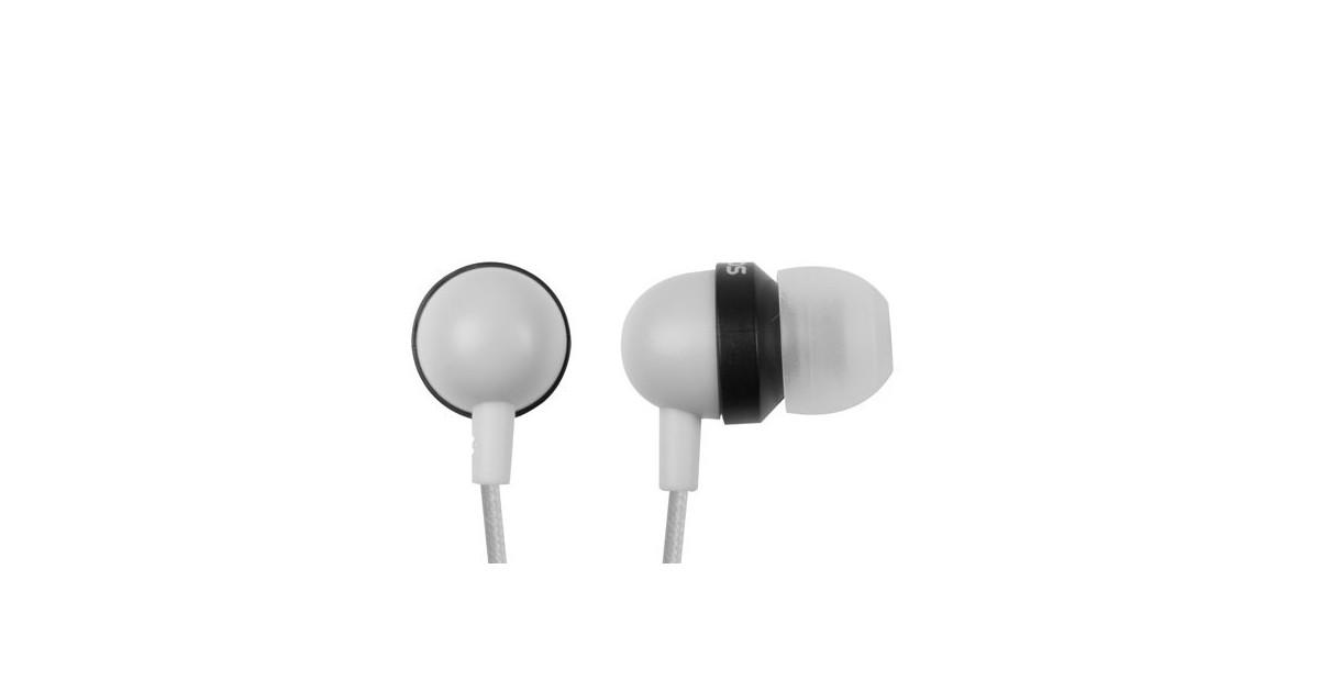 Wraps Classic Cloth Wrap in ear oordopjes met microfoon - Oranje