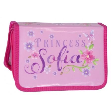 Sofia het Prinsesje Etui met Schrijfbenodigheden