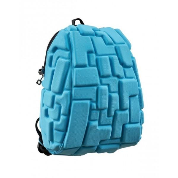 MadPax Blok Half Rugzak / Laptoptas 15 inch Aqua Blauw