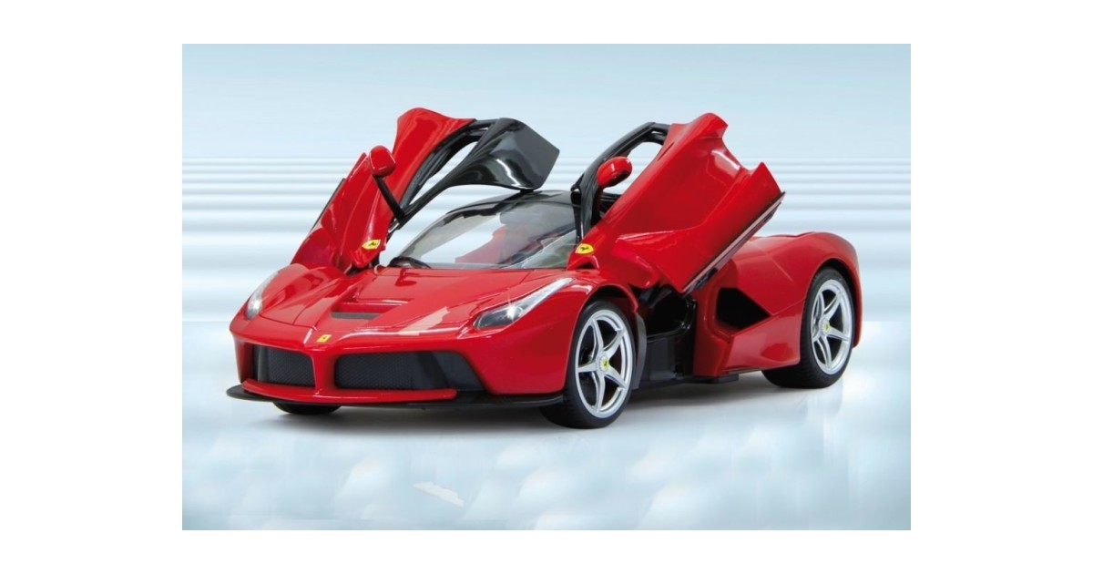 Jamara Ferrari LaFerrari 1:14 Battery red 40MHz