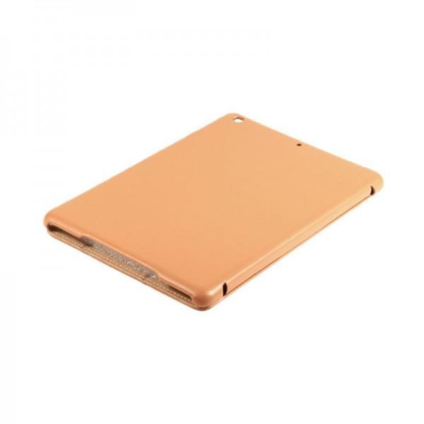 """Unit leren hoes voor iPad Mini 1 / 2 / 3 / 4 (7,9"""") – Zandkleurig"""