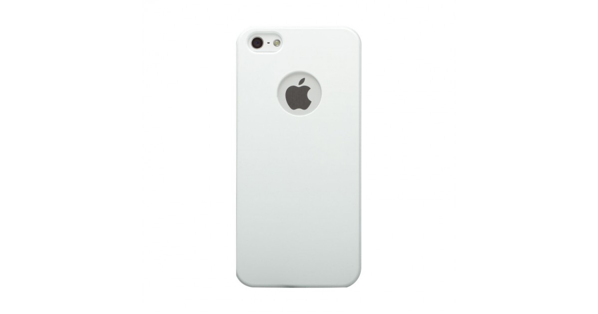 Unit Hard hoesje voor iPhone 5 / 5S – Wit