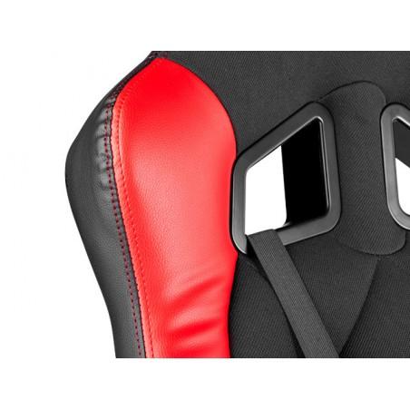 Genesis Nitro330 - Gaming Stoel - Zwart-Rood