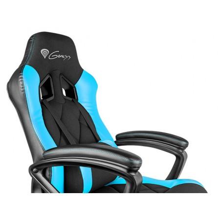 Genesis Nitro330 - Gaming Stoel - Zwart-Blauw