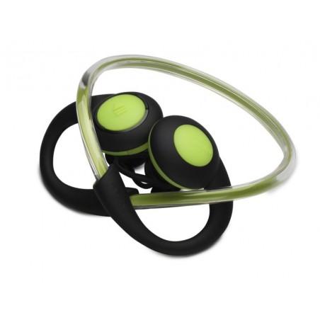 Boompods In-Ear Sports Headphones met Licht - Groen