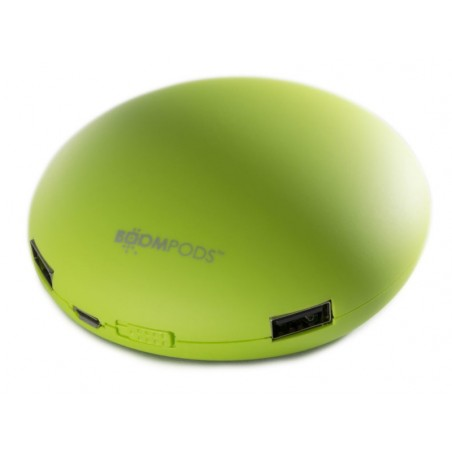 Boompods Power Banks 5200mAh Maxpod - Groen