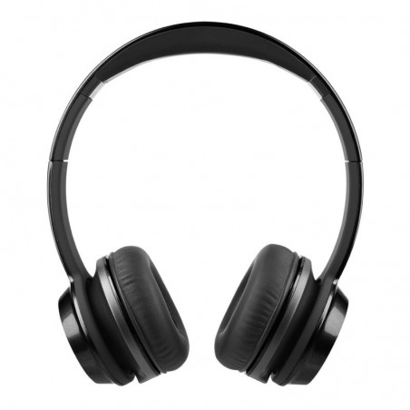 Monster N-Tune On-Ear Koptelefoon Zwart