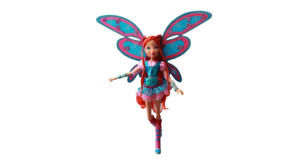Winx Club Believix Refresh - Pop - Bloom - 28 cm