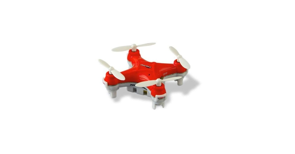Pocket Cam Drone - Quadrocopter