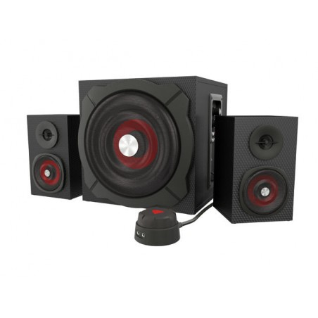 Genesis Helium 600 - PC Gaming 2.1 Speaker Set - Met Subwoofer