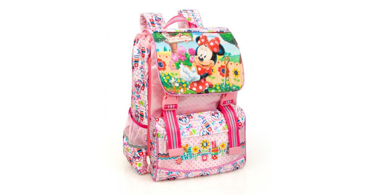 Minnie Mouse - Rugzak - 40 cm hoog - Roze