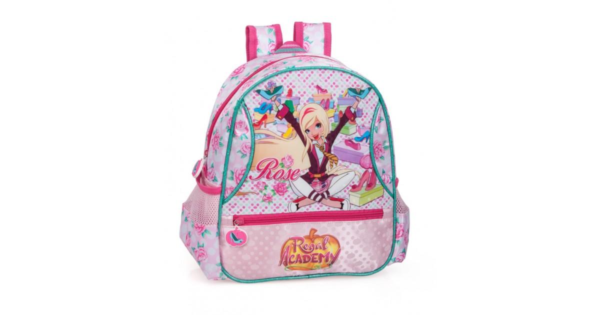 Regal Academy - Kinderrugzak - 29 cm hoog - Roze
