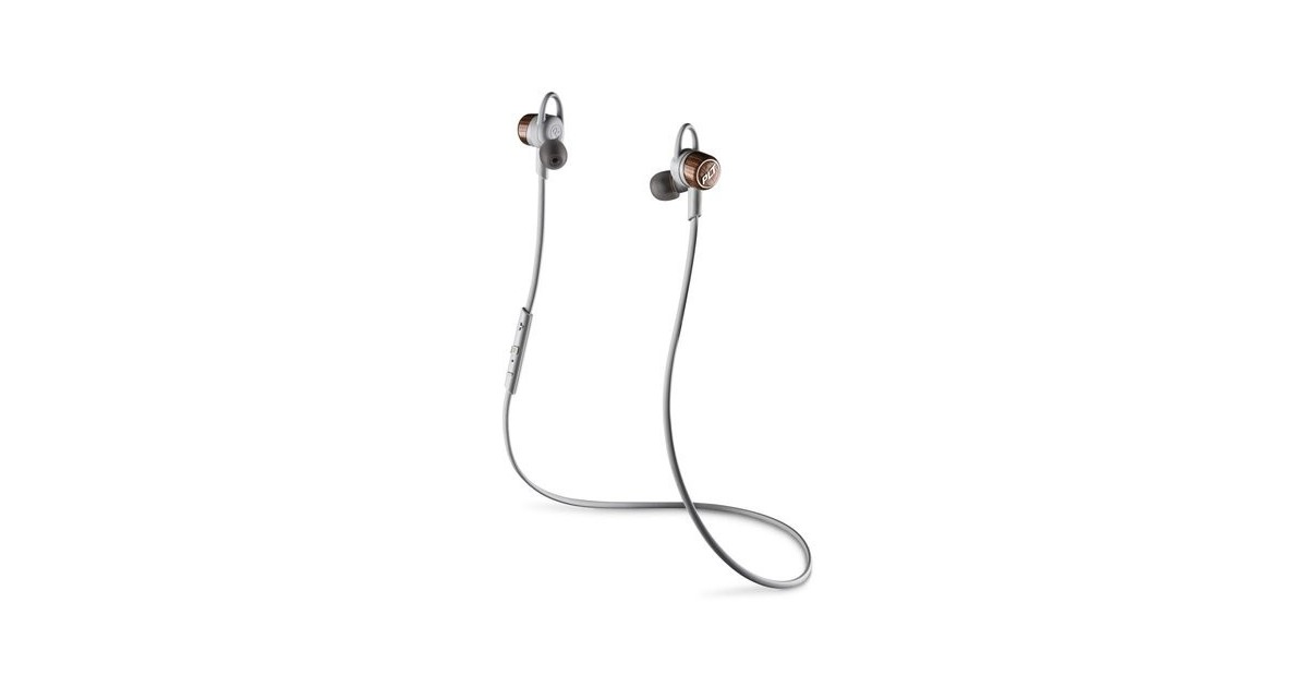 Plantronics BackBeat Go 3 - In-Ear Draadloze Koptelefoon - Copper Orange