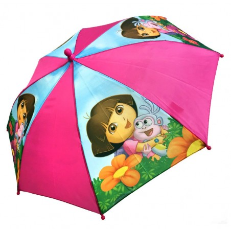 Dora kinderparaplu - Safety Runner - Polyester - Diameter 74 CM