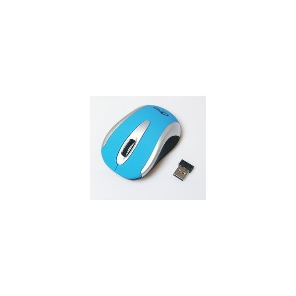 Wireless Port RF with Nano Receiver,blue