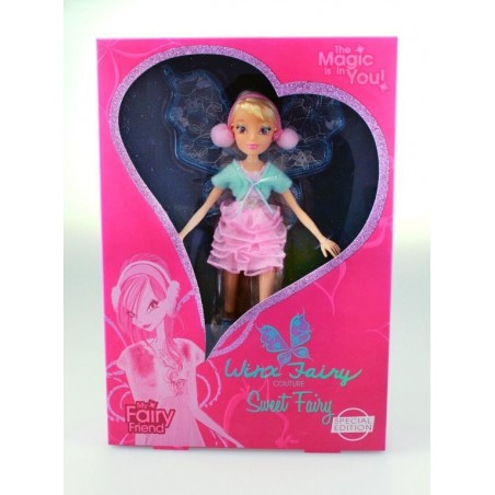 Winx Club - Pop Sweet Fairy Limited Edition 32 cm