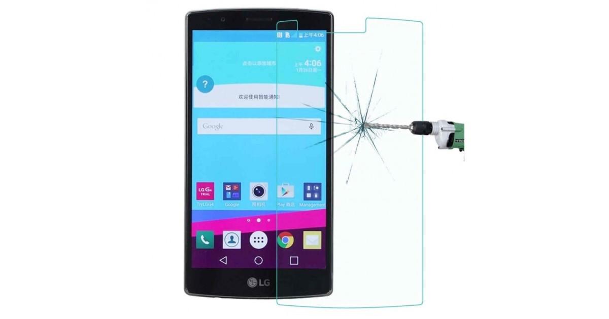 Tuff-Luv - Gehard glas Screenprotector voor Huawei Ascend Mate 7