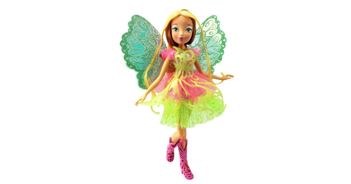 WinX: My Butterflix Magic Flora pop - 28 cm
