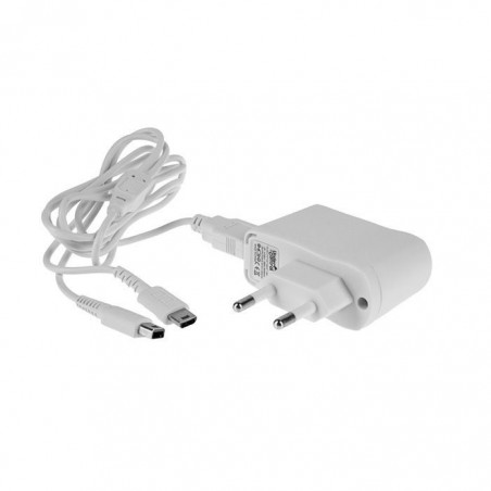 Under Control Charger DS Lite / Dsi / DSi XL / 3DS / 3DS XL White