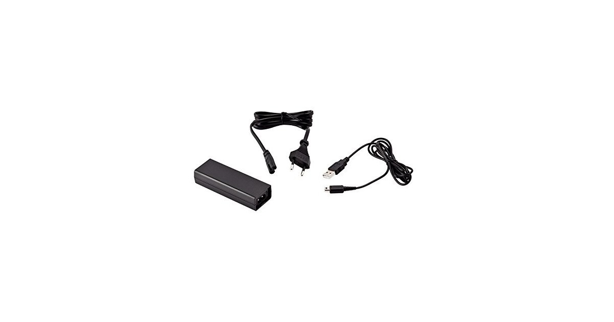 Under Controll Wii U Adapter for Gamepad, Black