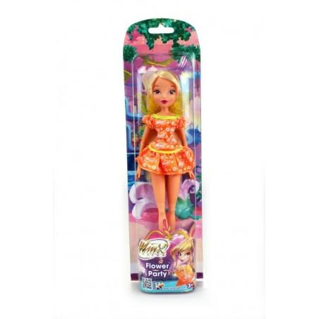 Winx Club - Pop Flower Party Stella 30 cm