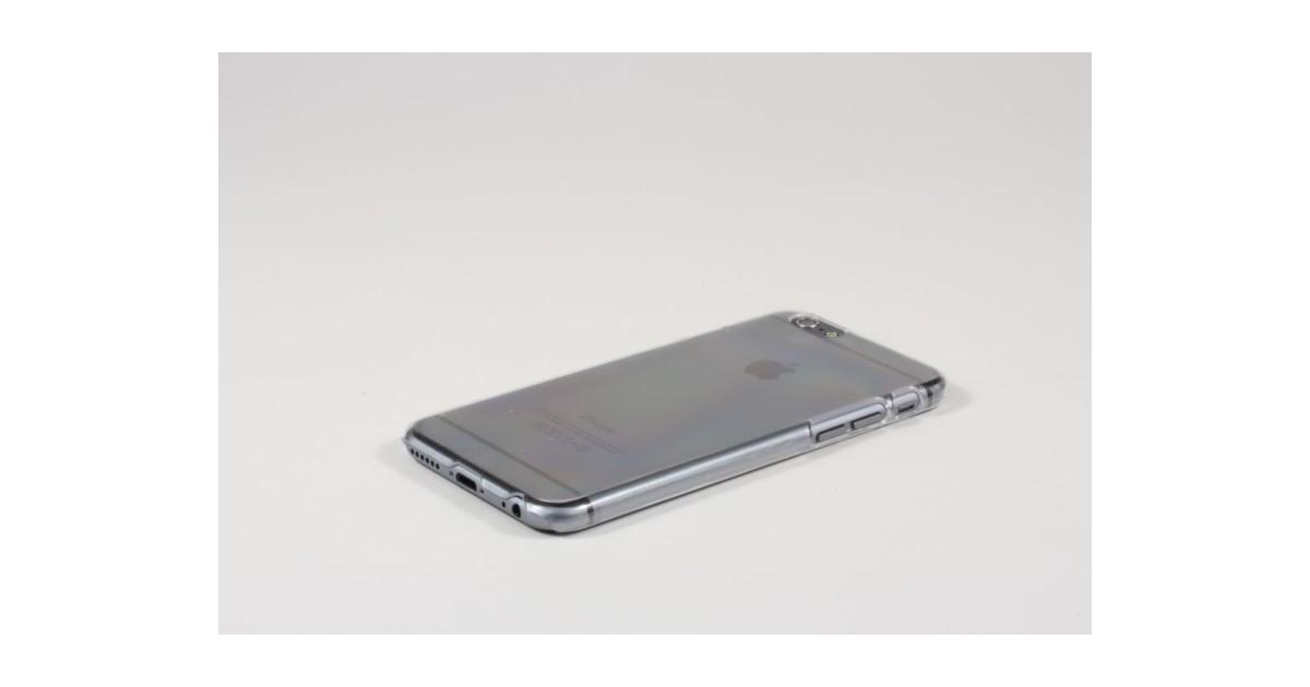 Unit Hard Case hoesje voor iPhone 6 PLUS / 6S PLUS – Transparant
