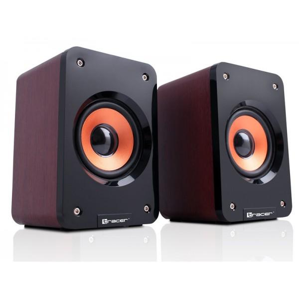 Tracer - 2.0 Orlando PC Speaker - Met USB aansluiting